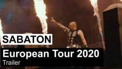 Sabaton Tour 2020 mit Amaranthe und Apocalyptica