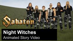 Sabaton veröffentlichen Video zu Night Witches
