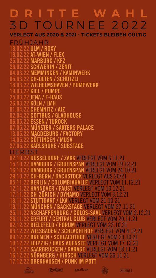 © Dritte Wahl - Tour 2022