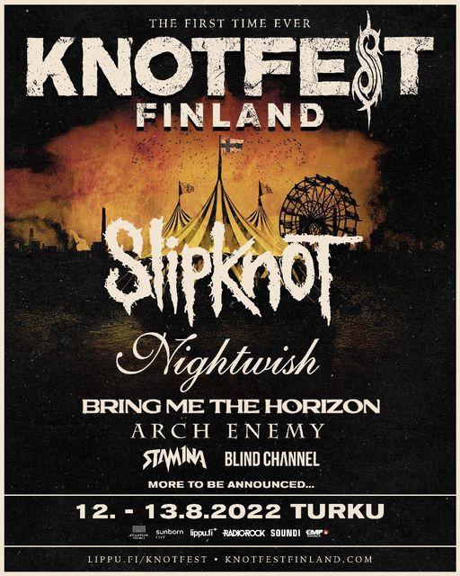© Knotfest Finland 2022