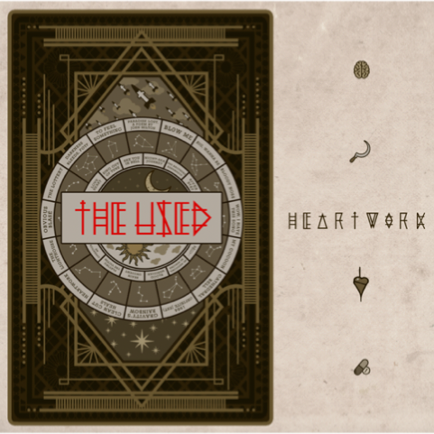The Used - Heartwork ((c) Hassle Records)