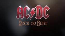 AC/DC kündigen Rock Or Bust: The Official Photographic Tour Book für Oktober an