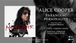 Alice Cooper unterschreibt bei earMUSIC