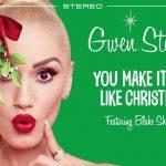Gwen Stefani kündigt You Make It Feel Like Christmas an