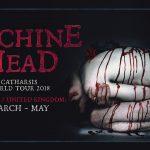 Machine Head kündigen Europa-Headliner-Tour für 2018 an