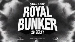 Sido und Savas: Tracklist & Cover zu Royal Bunker