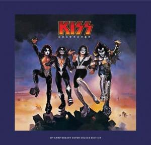 KISS - Destroyer (© Universal Music)