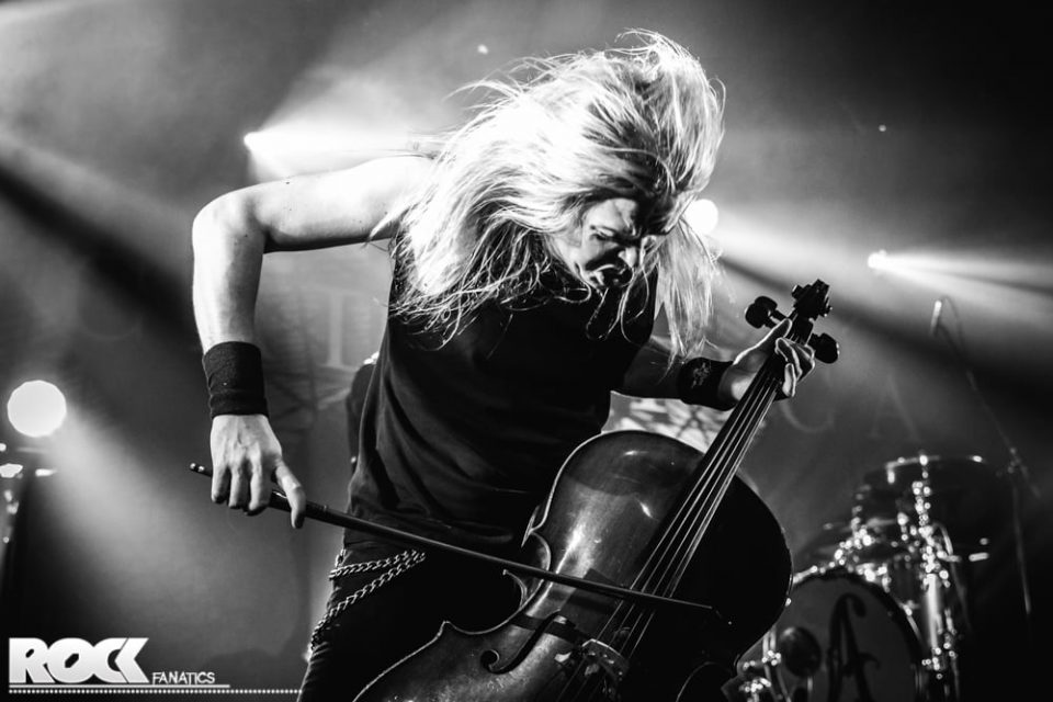 Apocalyptica – 04.10.2015 – Batschkapp, Frankfurt