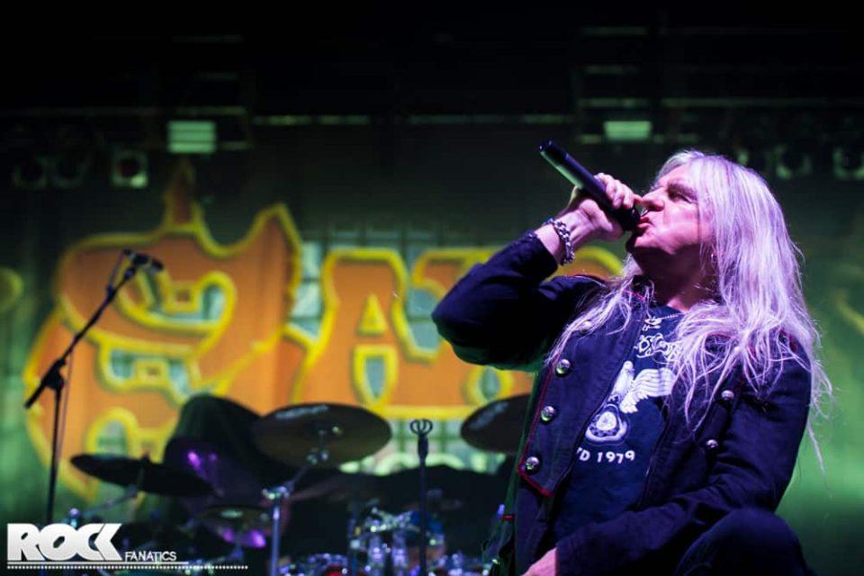 Saxon – Support Motörhead – 24.11.2015 – Jahrhunderthalle, Frankfurt